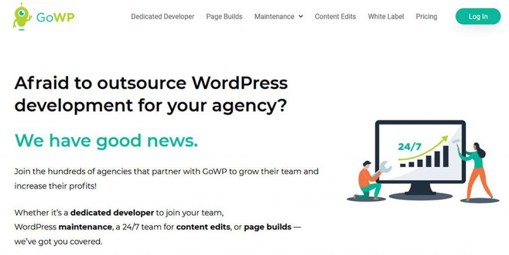 GoWP Homepage