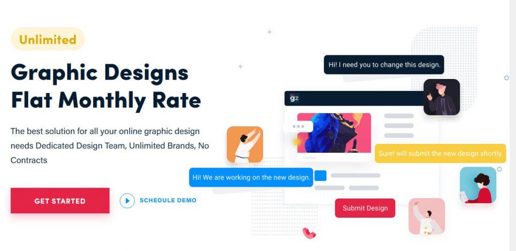 Graphics Zoo Homepage